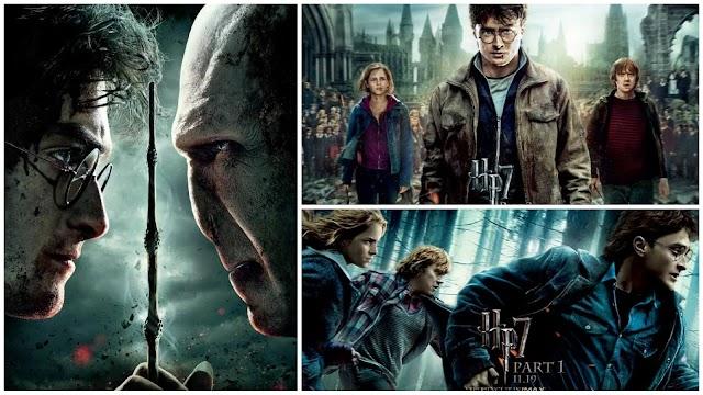 Harry Potter: as 10 cenas mais mágicas das Relíquias da Morte - Parte 1 e Parte 2