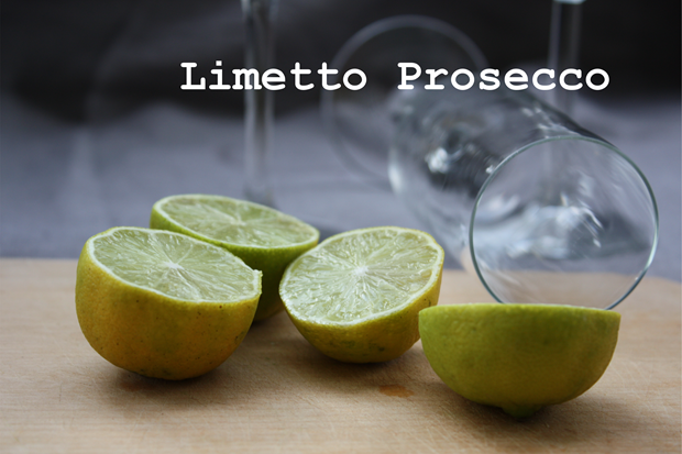LimoncelloproseccoDrink