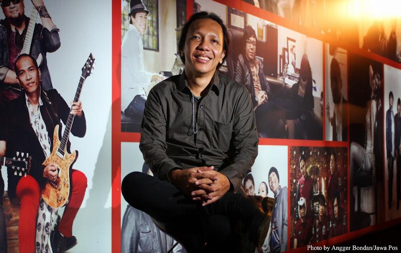 Doni Hendaru Tona Rocker Penggagas Kelompok Pembela