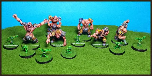 Ogros Impact Miniatures