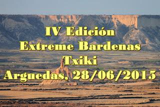 IV EXTREME TXIKI -- C. C. ARGUEDANO Arguedas 27/06/2015