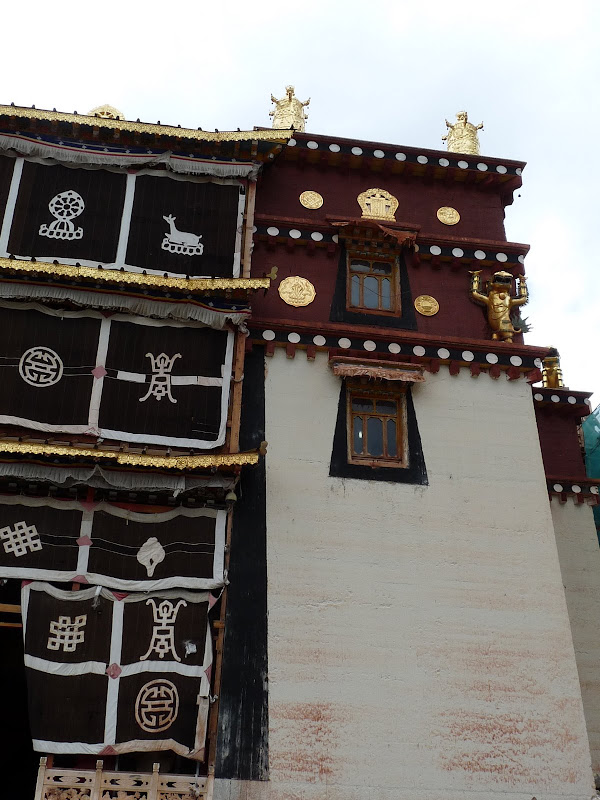 Chine.Yunnan. Ganten Sumtsenling Monastery, Shangri la - P1260004.JPG