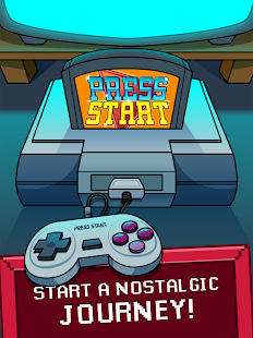 Game Press Start - Game Nostalgia Clicker APK for Windows Phone
