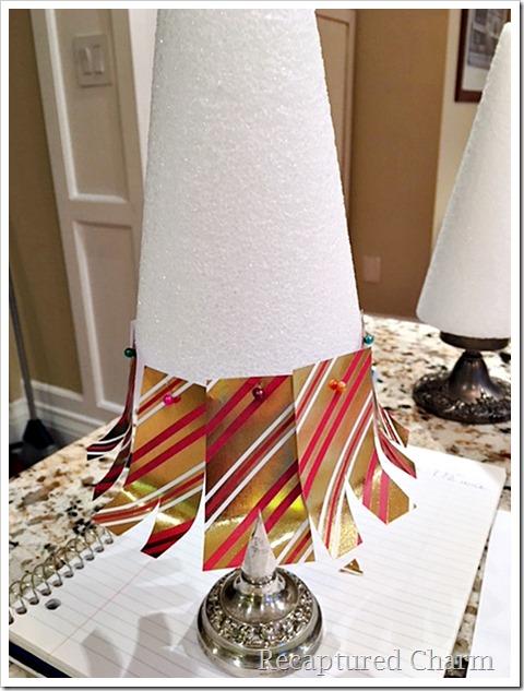 paper christmas tree8