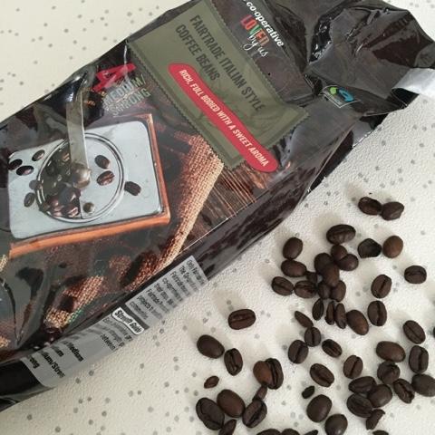 cooperative fairtrade coffee beans