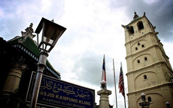 Mesquita Kampung Kling