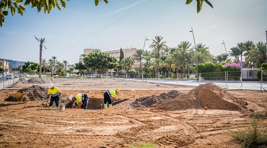 Comienzan las excavaciones arqueológicas del yacimiento de Turaniana