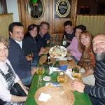 Consegna Brevetti Orientamento e Navigazione Subacquea Novembre 2011