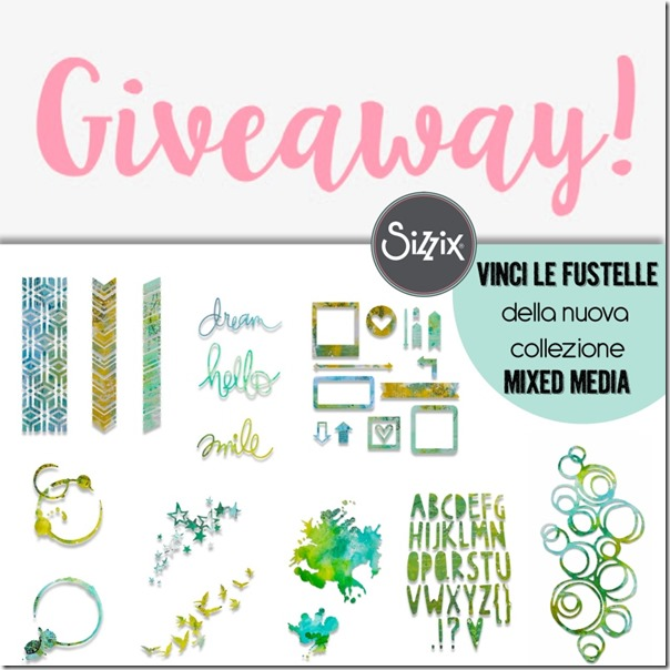 giveaway-fustelle-sizzix-mix-media