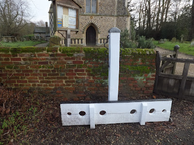 Ufford Stocks and Whipping Post