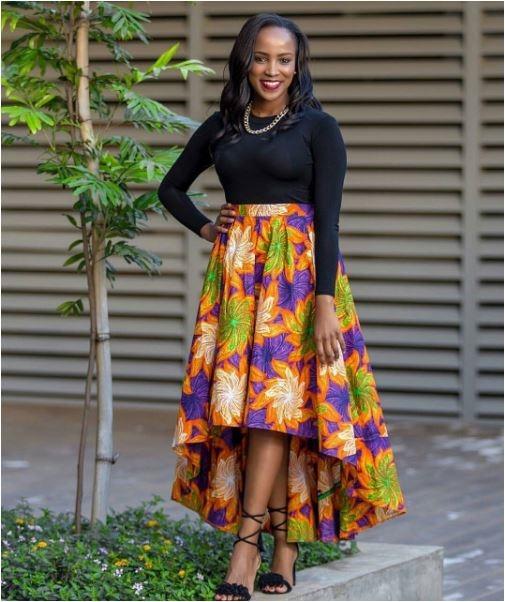 7314487cd Latest Kitenge Dress Designs fashions 2017 - Styles Art