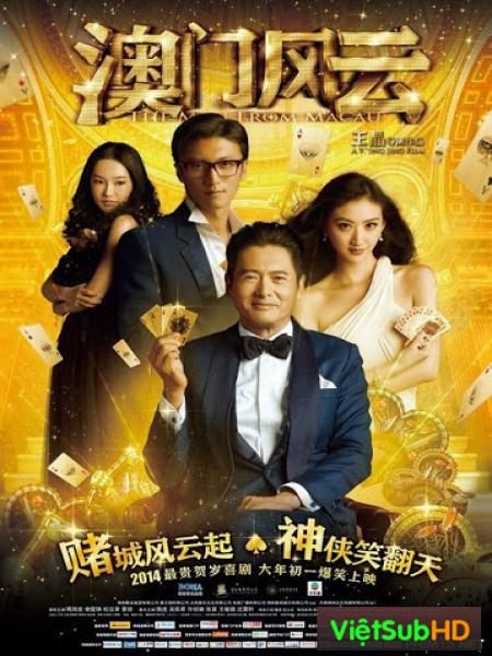Thần Bài: Từ Vegas Đến Macau