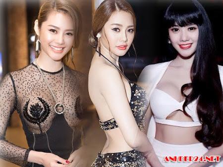 Ngắm mỹ nhân Việt cực sexy
