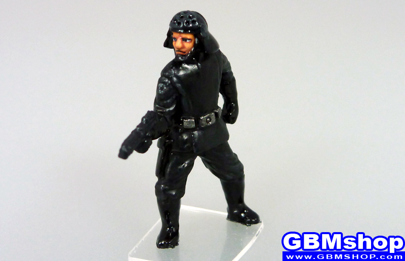 star wars miniature Imperial Assault Death Star Trooper #27 Alliance and Empire Star Wars Miniatures Custom Customize and Painting Thrawn campaign crisis Trilogy