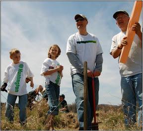 bank volunteers in OH