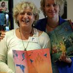 Boekpresentatie en voorlees voorstelling IK WIL ZINGEN 2015 Nieuwe Boekhandel van Monique Burgers 52.JPG
