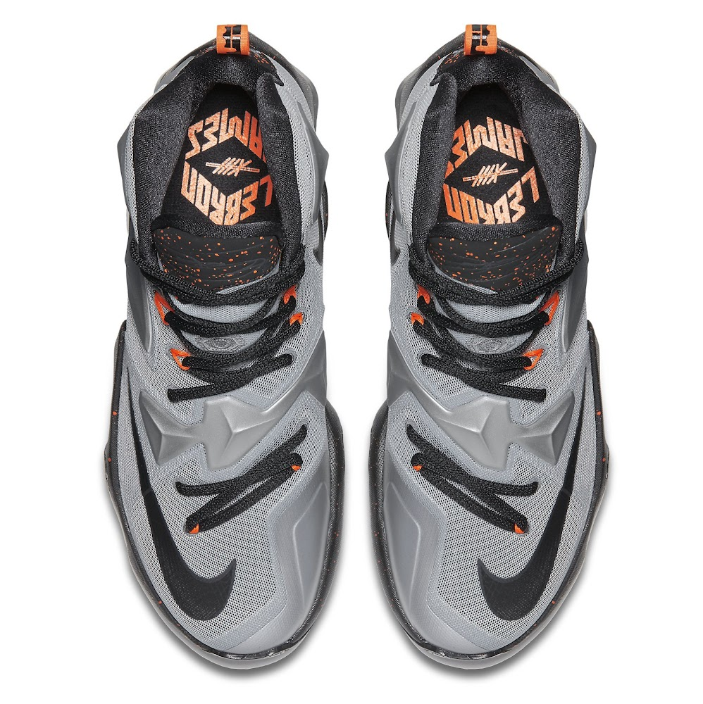 best cheap 797dc 138d5 ... Official Look at Nike LeBron 13 Rubber City ...