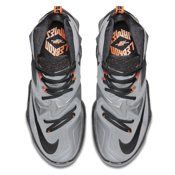 Official Look at Nike LeBron 13 Rubber City