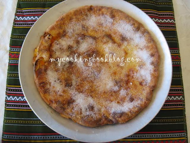 Клин с тиква или Родопска баница с плънка от тиква, ориз и яйца + видео
