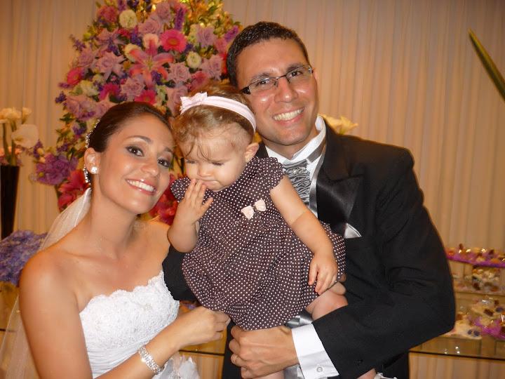 No Casamento da Tia