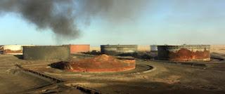 Libye: les forces parallèles du général Haftar à l'est prennent un troisième terminal pétrolier
