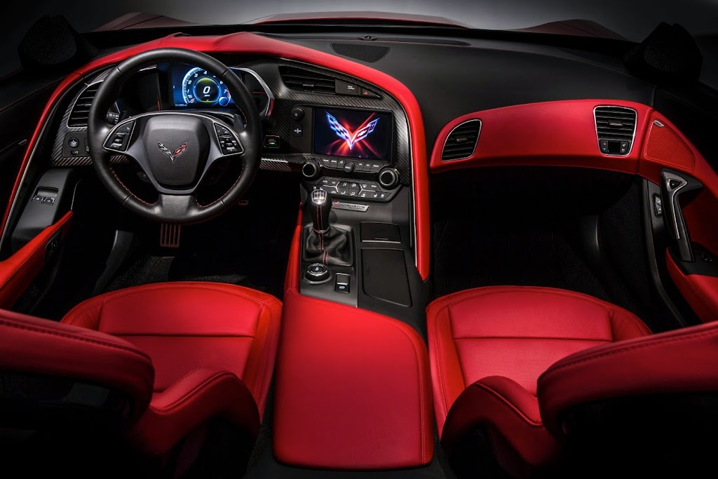 2014 Chevrolet Corvette Stingray 019
