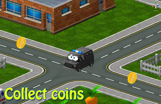 Car game for children
