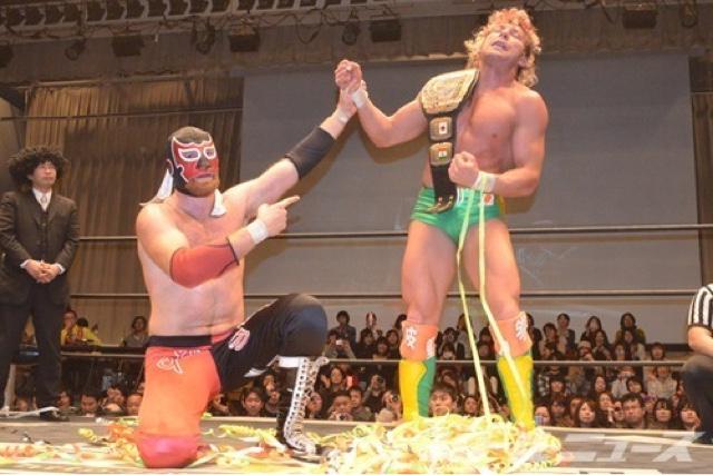 Image result for Kenny Omega vs. El Generico