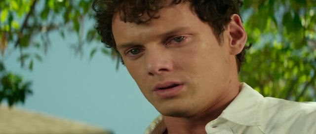 Screen Shot Of Hollywood Movie Odd Thomas (2013) Download And Watch Online Free at Alldownloads4u.Com