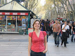 Barcelone: sur les Ramblas