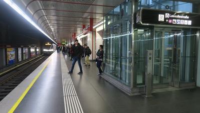 U Bahn Lift