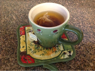 Anti-Aging Herbal Tea (Rooibos Tea) from Gluten Free A to Z