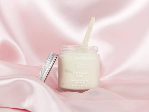 Flow Cosmetics Coconut Hair Mask