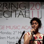 Spring Recital 2011