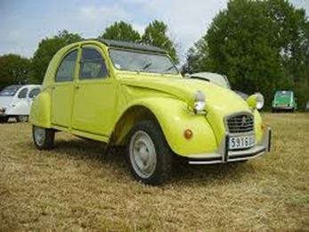 Citroën 1975 2 CV Spécial