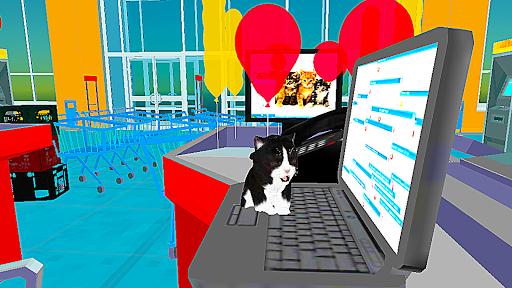 Kitten Cat Craft:Destroy Super Market Ep1  screenshots EasyGameCheats.pro 3