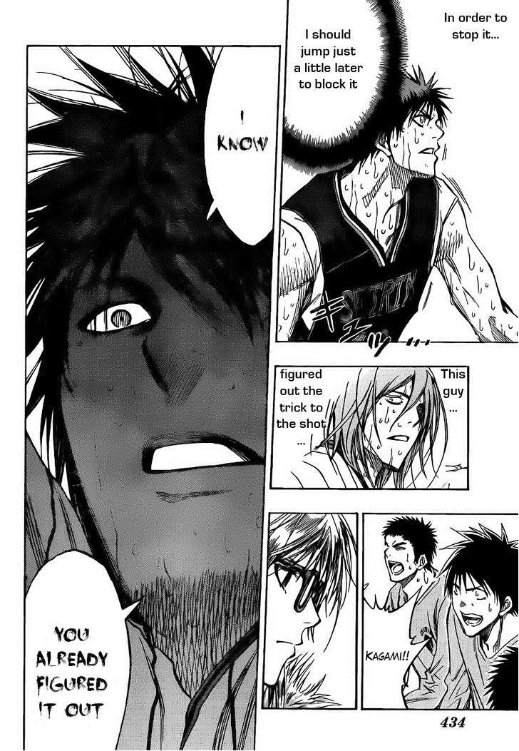 Kuroko no Basket Manga Chapter 162 - Image 06