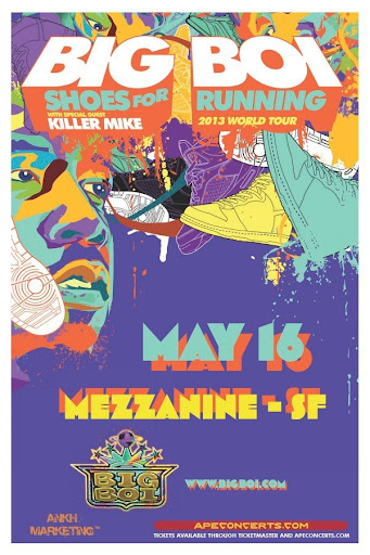 Big Boi & Killer Mike @ Mezzanine