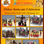 Celebration of Makar Sankrati