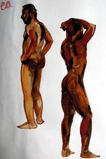 Matthew. Artist Lisa Hsia