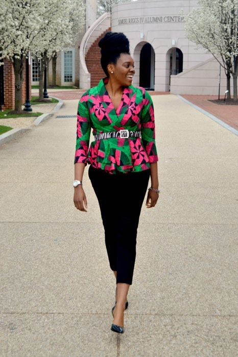 Nikki-Billie-Jean-Pink-and-Green-Ankara-Print-Peplum-Jacket-2-681x1024