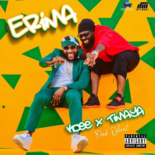 Kcee - Erima (Ft. Timaya)[2019 DOWNLOAD]