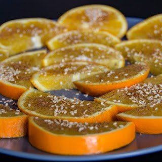 Spiced Orange is an Easy Moroccan Dessert.