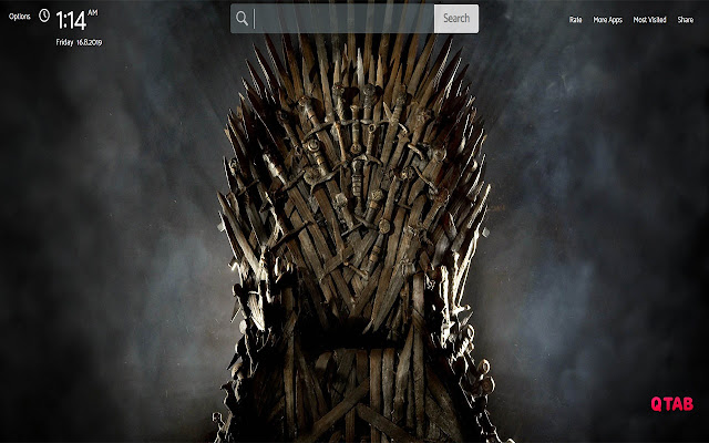 Game of the Thrones Wallpapers Theme New Tab