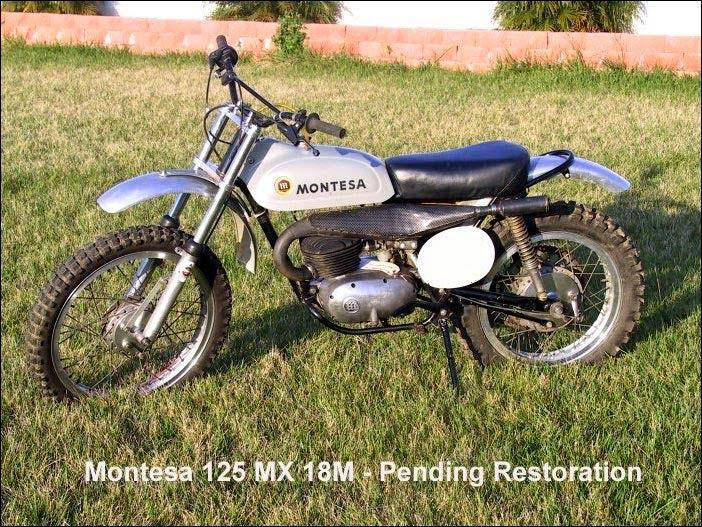 Perdiendo Dinero Toda Mi Vida En Las Motos Montesa+mx