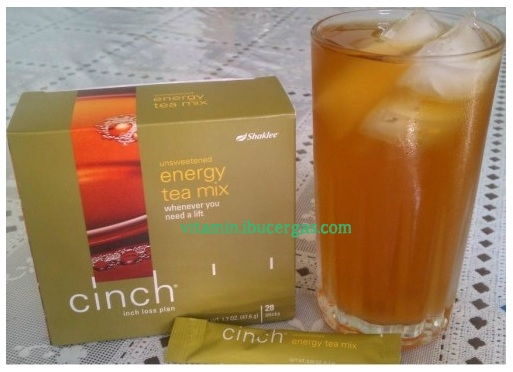 Tambah Tenaga Tambah Tenaga Tambah Tenaga Dengan Energy Tea Mix Shaklee Energy Tea Mix Cinch