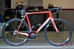 Wilier Triestina Zero.7 SRAM Red eTap Corima MCC Complete Bike at twohubs.com