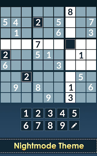 Sudoku Numbers Puzzle  screenshots 16