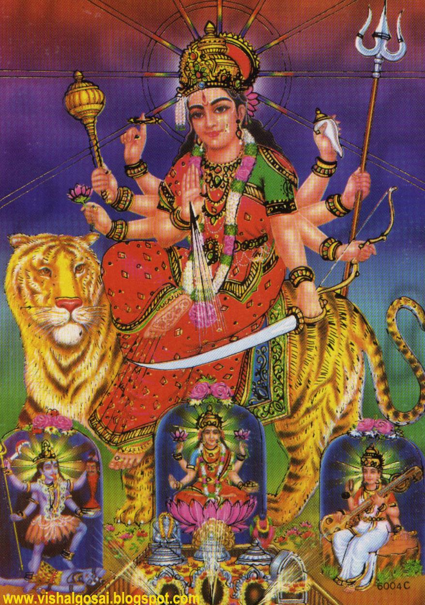 Vishal Gosai Maa Ambe Durga Bhavani S Photo 2