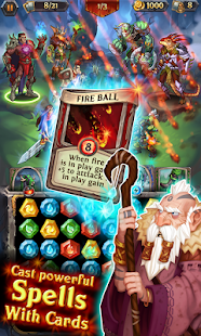 Heroes of Battle Cards Screenshot